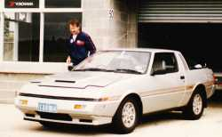 Mitsubishi JA Starion 1982 Sandown2 Sandown3